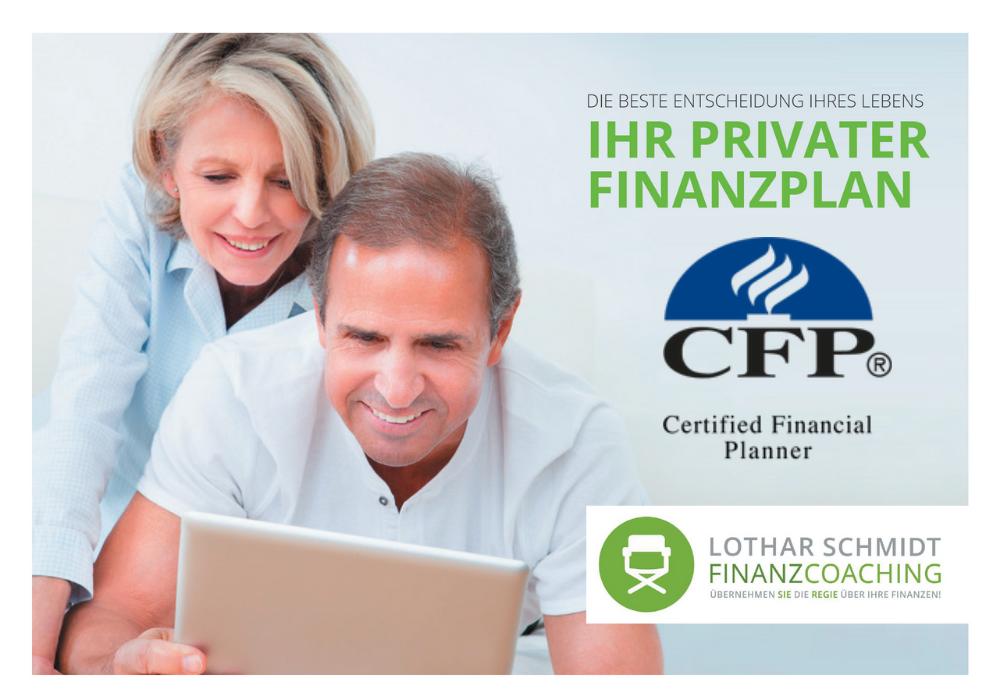E-Magazin Ihr privater Finanzplan